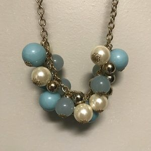 Old navy bubble necklace